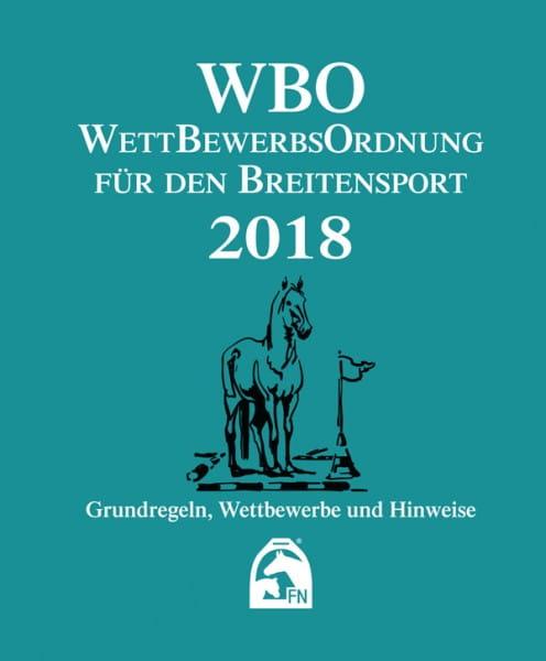 FN WBO - Wettbewerbsordnung für den Breitensport 2018
