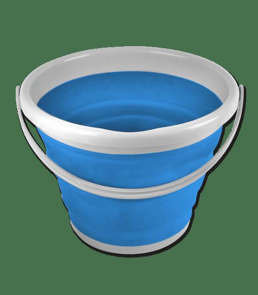 Waldhausen Faltbarer Eimer, 10 Liter