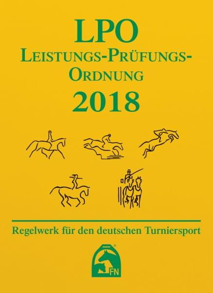 FN LPO - Prüfungsordnung Turniersport (2018)