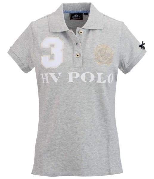 Polo Favouritas EQ Silvergrey Melange