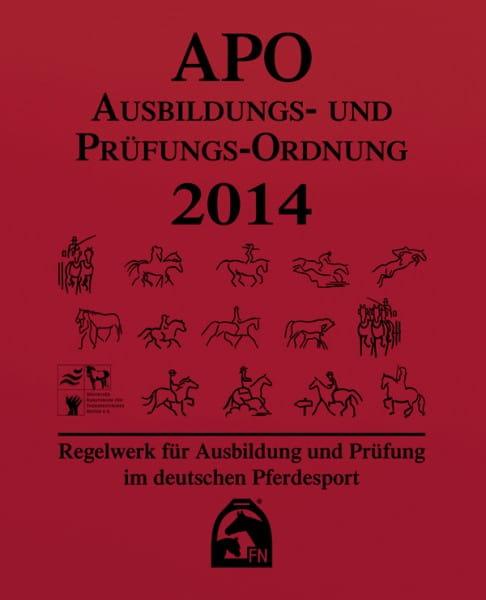 FN APO - Ausbildungs-Prüfungs-Ordnung 2014
