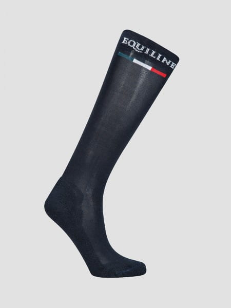 Equiline Socken schwarz, bei Ambery
