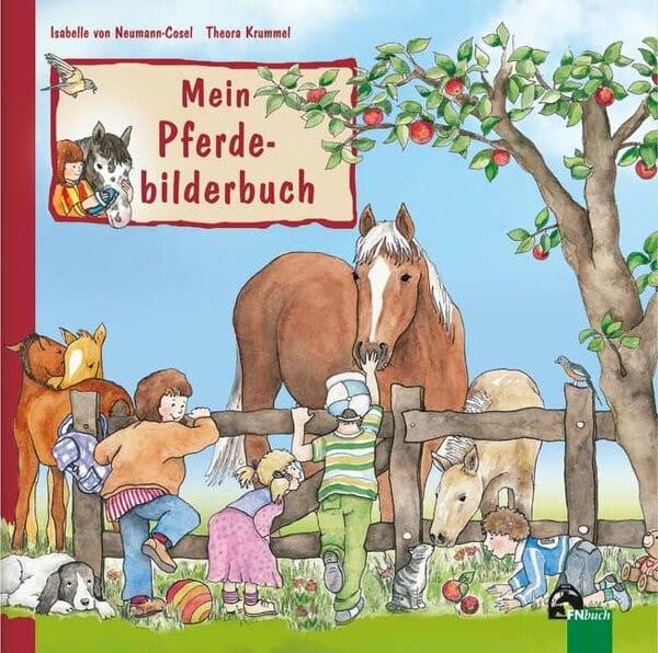Mein Pferdebilderbuch Broschiert