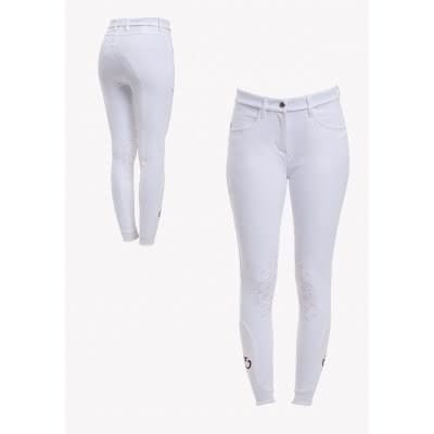 Cavalleria Toscana GEOMETRIC FULL GRIP BREECHES - WEIS