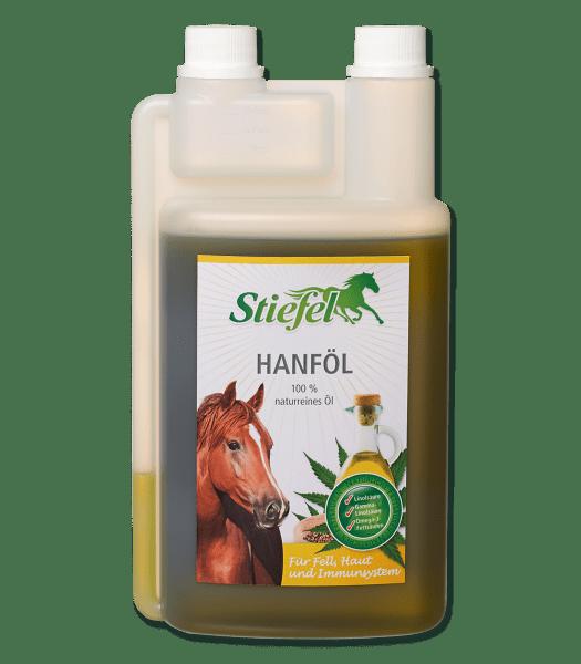 Waldhausen Stiefel Hanföl - Für Fell, Haut und Immunsystem