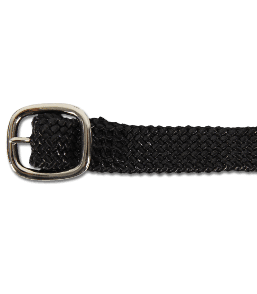 Waldhausen Nylon-Sporenriemen, schwarz