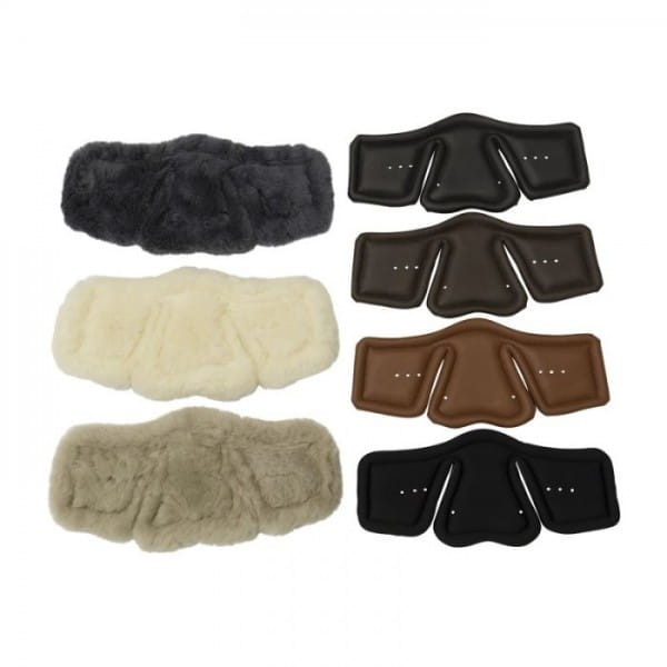 Stübben Equi-Soft Polsterung für Sattelgurt bei Ambery